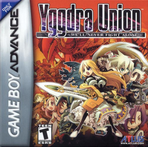Yggdra Union : We'll Never Fight Alone
