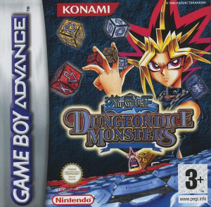 Yu-Gi-Oh! Dungeondice Monsters sur GBA