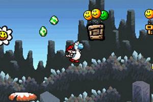 Yoshi's Island : Super Mario Advance 3 - Gameboy Advance
