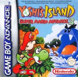 Yoshi's Island : Super Mario Advance 3 sur GBA