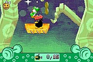 Yoshi's Universal Gravitation se pavane
