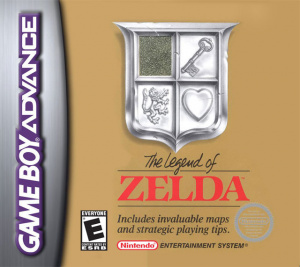 The Legend of Zelda sur GBA