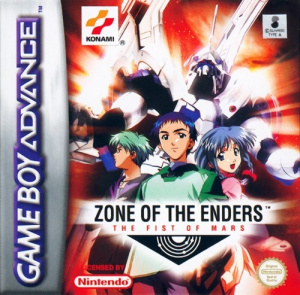 Zone of the Enders : The Fist of Mars