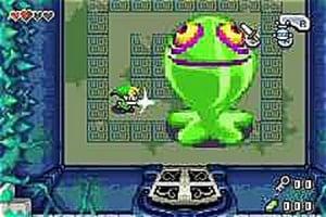 The Legend Of Zelda : The Minish Cap sort du chapeau