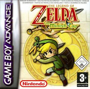 The Legend of Zelda : The Minish Cap sur GBA
