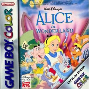 Alice au Pays des Merveilles sur GB