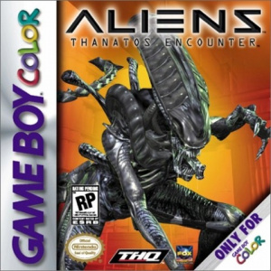 Aliens : Thanatos Encounter sur GB