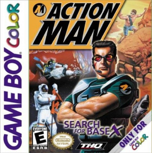 Action Man : Search for Base X