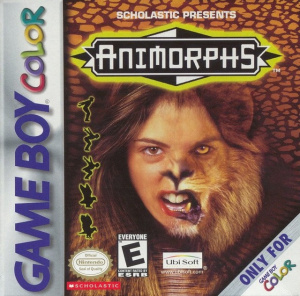 Animorphs sur GB
