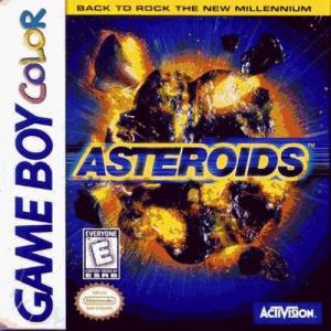 Asteroids sur GB