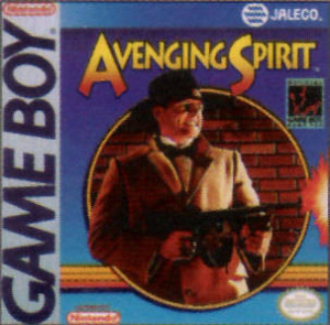 Avenging Spirit sur GB