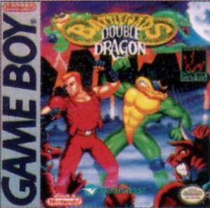 Battletoads Double Dragon sur GB