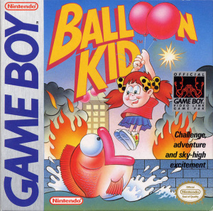 Balloon Kid sur GB
