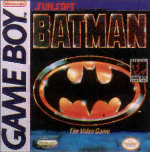 Batman : The Video Game sur GB