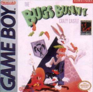 The Bugs Bunny Crazy Castle sur GB