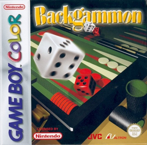 Backgammon sur GB