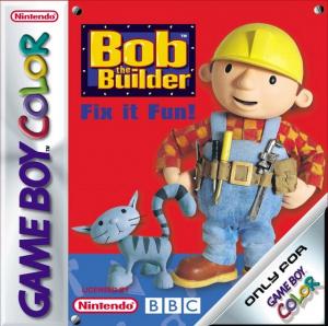 Bob le Bricoleur : Réparer c'est gagné ! sur GB