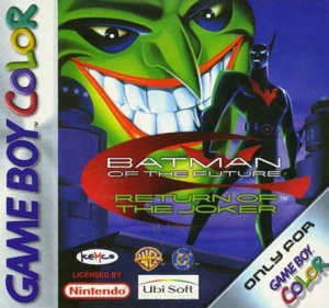 Batman of the Future : Return of the Joker