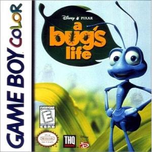 A Bug's Life sur GB