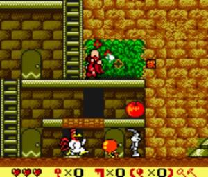 Bugs Bunny et le Château des Catastrophes