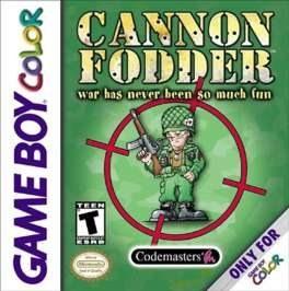 Cannon Fodder sur GB