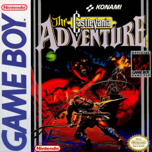 Castlevania : The Adventure sur GB