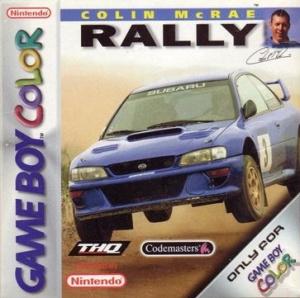 Colin McRae Rally sur GB