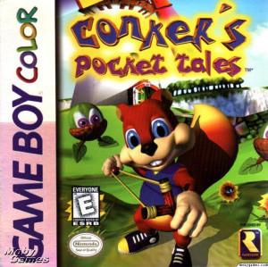 Conker's Pocket Tales sur GB