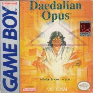 Daedalian Opus sur GB
