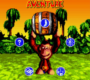 Oldies : Donkey Kong Country sur Gameboy