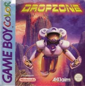 Dropzone sur GB