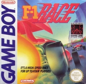 F-1 Race sur GB