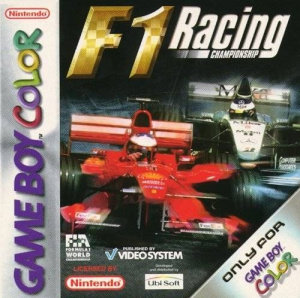 F1 Racing Championship sur GB