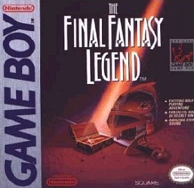 The Final Fantasy Legend sur GB