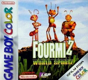 Fourmiz : World Sportz sur GB