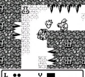 Les Nintendo 3DS japonaises accueillent Gargoyle's Quest