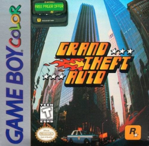 Grand Theft Auto sur GB