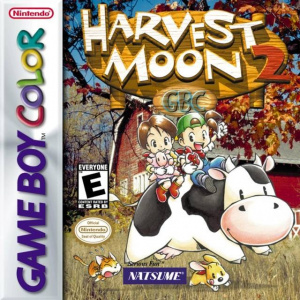 Harvest Moon 2 GBC sur GB