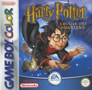 Harry Potter à l'Ecole des Sorciers sur GB