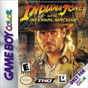 Indiana Jones et la Machine Infernale sur GB