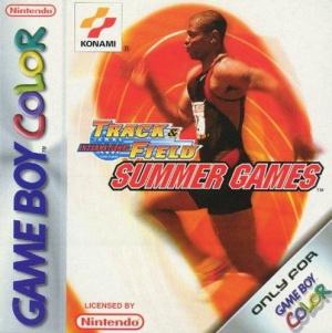 International Track & Field : Summer Games sur GB