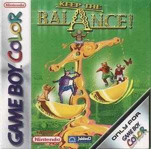 Keep the Balance sur GB