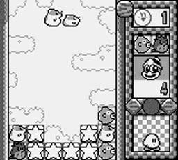 Kirby retrouve le puzzle-game