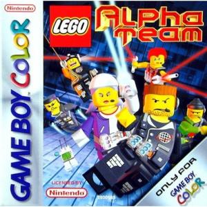 LEGO Alpha Team sur GB