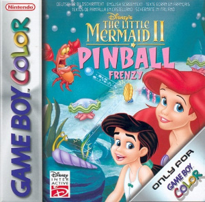 La Petite Sirène 2 : Pinball Frenzy sur GB