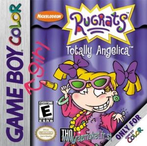 Les Razmoket : 100% Angelica sur GB