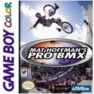 Mat Hoffman's Pro BMX sur GB