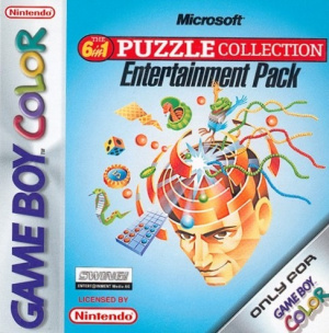 Microsoft Puzzle Collection sur GB