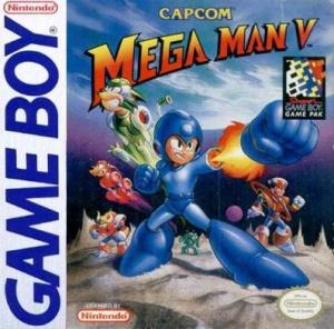 Mega Man V sur GB