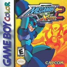 Mega Man Xtreme 2 sur GB
